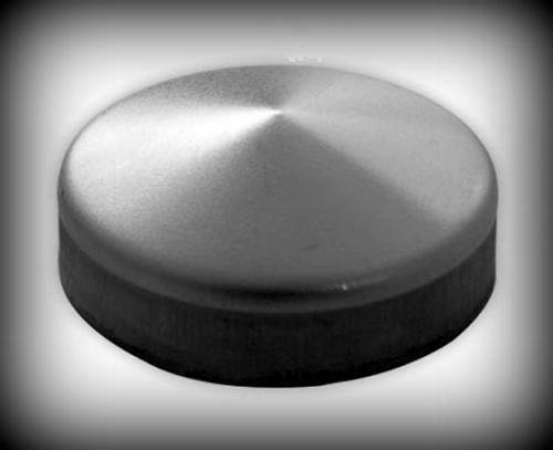 10x runde Pfostenkappen für Pfosten mit Ø 60 mm Abdeckkappe Pfostenschutz 14-035