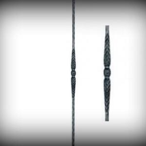 Artikel-Nr. 02-030-3 Stab 900 mm, 15×15 mm