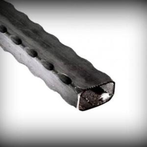 Artikel-Nr. 21-132 Profilrohr 30×20 mm Länge 2000 mm