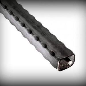 Artikel-Nr. 21-030 Profilrohr 30×30 mm Länge 1000 bis 2000 mm
