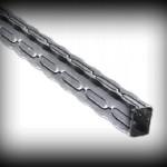 Artikel-Nr. 21-240 Stahlprofil 40×40 mm Länge 1000 bis 2000 mm
