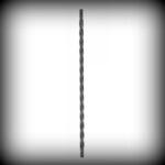 Artikel-Nr. 02-008 Stab 600 mm, 12×12 mm