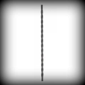 Artikel-Nr. 02-003 Stab 400 mm, 16×16 mm
