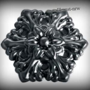Artikel-Nr. 17-036 Ornament 200×200 mm Schmiedeeisen