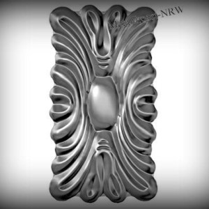 Artikel-Nr. 17-013 Ornament 94×52 mm