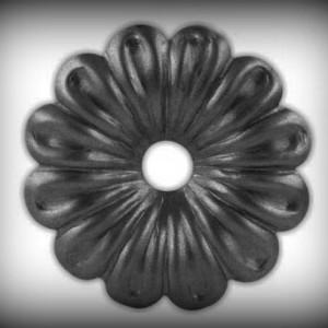 Artikel-Nr. 05-022 Zierblume Ø 70 mm