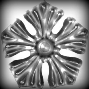 Artikel-Nr. 05-054 Zierblume Ø 115 mm