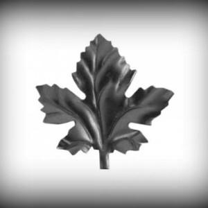 Artikel-Nr. 04-030 Zierblatt 80×80 mm