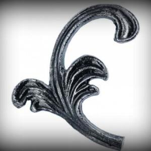 Artikel-Nr. 06-154 Zierblatt 110×100 mm