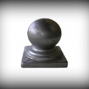 Artikel-Nr. 14-080 Pfostenkappe, Blech 40×40 mm