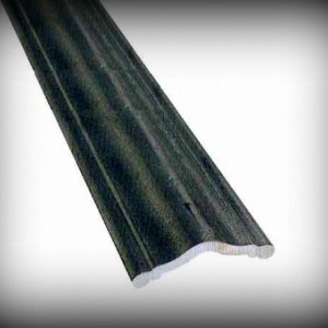 Artikel-Nr. 19-080 Handlauf 40×11 mm LÄNGE 1000 BIS 2000 MM