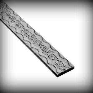 Artikel-Nr. 19-052 Flachstahl 40×8 mm LÄNGE 2000 MM