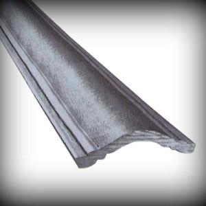 Artikel-Nr. 19-090 Handlauf 50×14 mm LÄNGE 1000 MM