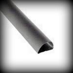Artikel-Nr. 19-206  Handlauf 48×24 mm LÄNGE 1000 BIS 2000 MM