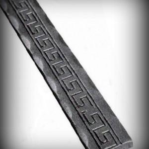 Artikel-Nr. 19-210 Flachstahl 40×5 mm LÄNGE 1000 mm