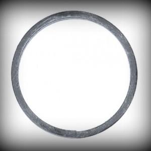 Artikel-Nr. 08-002 Ring, Zierring 12×6 mm, Ø 110 mm