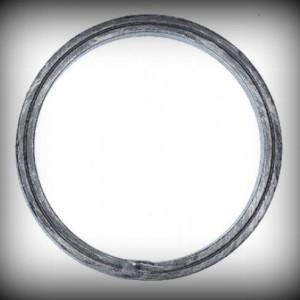 Artikel-Nr. 08-011 Ring gerillt, Zierring 16×8 mm, Ø 120 mm