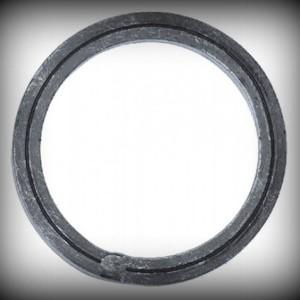 Artikel-Nr. 08-016 Ring gerillt, Zierring 12×12 mm, Ø 120 mm