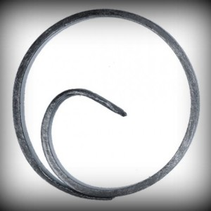 Artikel-Nr. 08-040-1 Ring, Zierring 12×6 mm, Ø 110 mm