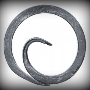 Artikel-Nr. 08-057 Ring, Zierring 12×12 mm, Ø 120 mm