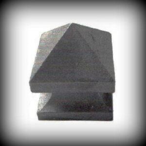 Artikel-Nr. 14-126 Pfostenaufsatz 50×50 mm