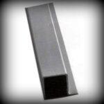 Artikel-Nr. 25-001 Profilrohr L-Form 45x30mm Länge 2000 mm