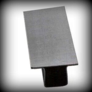 Artikel-Nr. 25-002 Profilrohr T-Form 56x30mm Länge 1000 bis 2000 mm
