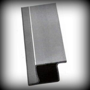 Artikel-Nr. 25-004 Profilrohr Z-Form 62x33mm Länge 1000 bis 2000 mm