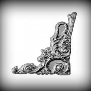Artikel-Nr. 17-027 Ornament 290×230 mm