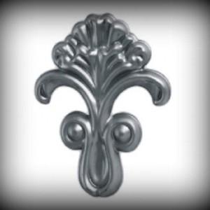 Artikel-Nr. 17-034 Ornament 155×131 mm, 1,2 mm
