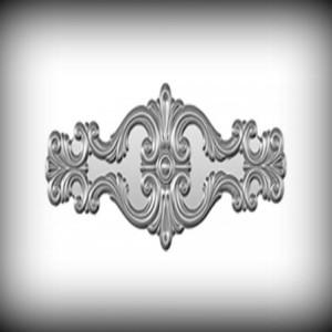Artikel-Nr. 17-059 Ornament 165×458 mm