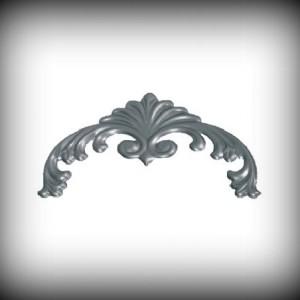 Artikel-Nr. 17-080 Zierornament 290×470 mm