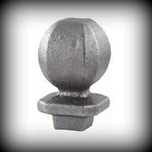 Artikel-Nr. 14-190 Pfostenaufsatz 30×30 mm