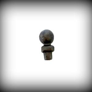 Artikel-Nr. 12-110-1 Zaunspitze 47×22 mm, 10×10 mm
