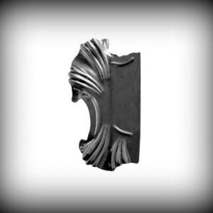 Artikel-Nr. 24-110 Schlossplatte 285×155 mm