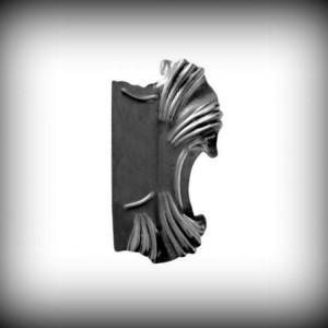 Artikel-Nr. 24-111 Schlossplatte 285×155 mm