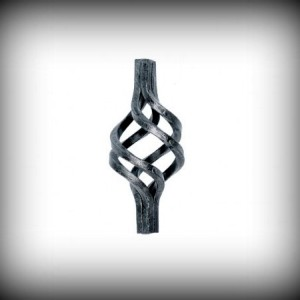 Artikel-Nr. 09-013 Zwirbel, Korb 150×80 mm