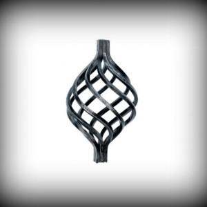 Artikel-Nr. 09-022 Zwirbel, Korb 190×120 mm