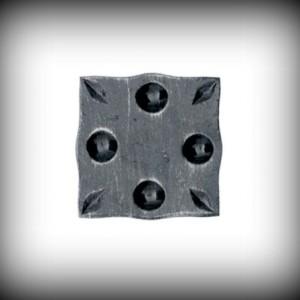 Artikel-Nr. 16-089 Wandrosette 80×80 mm, 6 mm