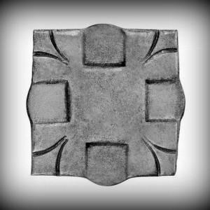 Artikel-Nr. 16-093 Wandrosette 110×110 mm