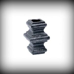 Artikel-Nr. 13-083 Steckelement für 13×13 mm