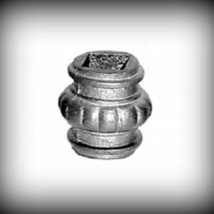Artikel-Nr. 13-336 Steckelement für 16×16 mm