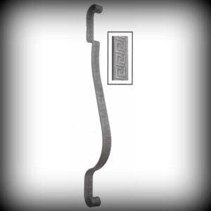 ARTIKEL-NR. 01-058 STAB 900×145 MM, 30×5 mm