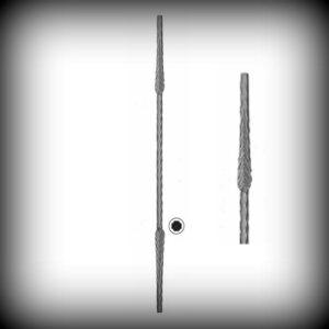 ARTIKEL-NR. 02-031-1 STAB 900 MM,12×12 MM