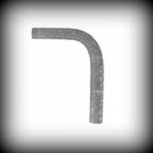 ARTIKEL-NR. 19-056 ANBINDUNG 40×5 MM HANDLAUF